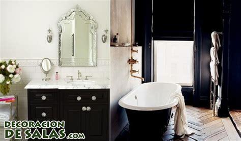 imagenes baños blanco y negro ideas para decorar tus ba 241 os en blanco y negro
