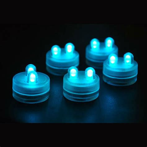 Waterproof Lights For Vases by Free Shipping 100pcs Lot Submersible Led Floralytes Light
