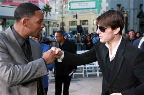 Will Smith Turned Tom Cruises Invite To Be A Scientologist by Dean Pictures For Sale Thandie Newton Daughters
