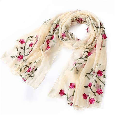 light scarves for summer silk light scarf for women