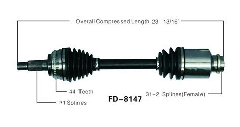 exle cv for year 11 new cv drive axle shaft fits edge awd mkx awd 07 13 cx 7