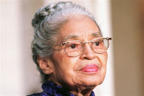 rosa parks hairstyle rosa parks quotes words from a civil rights legend