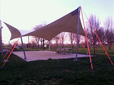 tende ombreggianti per esterno vele da giardino parma reggio emilia tende a vela