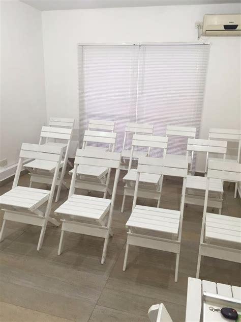 alquiler de sillas plegables alquiler de sillas plegables de madera mesas y dispensers