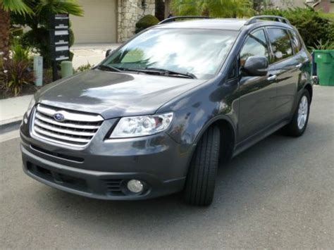 subaru mission viejo sell used 2008 subaru tribeca in mission viejo california