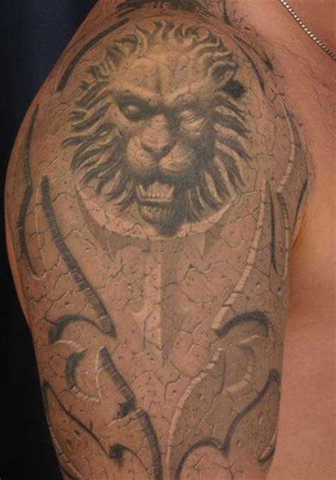 illusion tattoo designs 7 mind bending 3d optical illusion tattoos techeblog