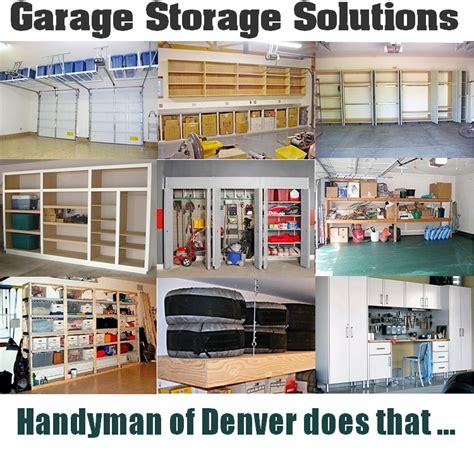 The Garage Denver by Denver Handyman Services Handyman Of Denver