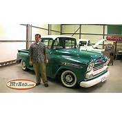 1959 Apache Truck 283 V8 Old School Shop Vibe With Killer Patina