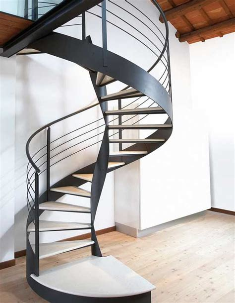 Steel Staircase Design Escape Staircases
