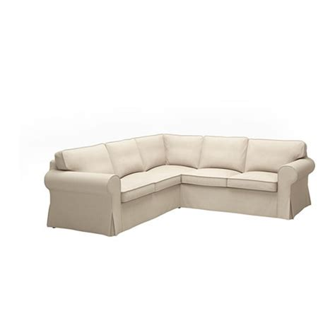 ikea ektorp 2 2 corner sofa cover slipcover nordvalla