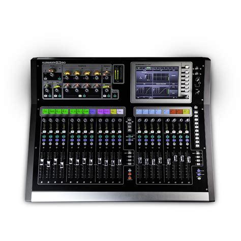 table de mixage enregistreur table mixage numerique ou analogique