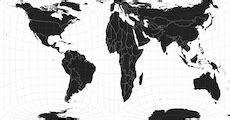 cambecc/d3 geo projection extended geographic projections