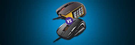Steelseries 500 Rgb Mouse comparison corsair scimitar pro rgb vs steelseries rival