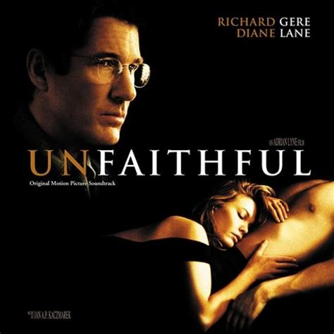 Film Unfaithful Soundtrack | unfaithful original motion picture soundtrack jan a p