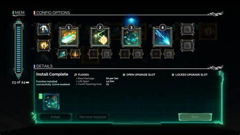 transistor gameplay mechanics transistor review eurogamer net