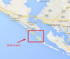 what is shell island in panama city fl