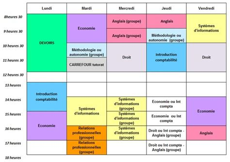 Calendrier 2 Division Maroc Emploi Du Temps Lycee