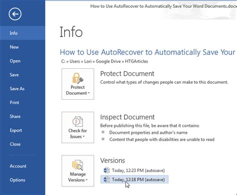 You Modify A Document That Is Saved On Your Computer