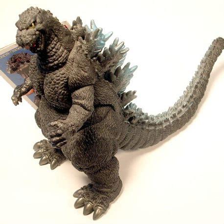 Godzilla Bandai 1998 Figure Kaiju toho kaiju heisei godzilla figure 1989 blue tag bandai