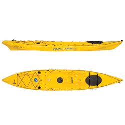 ocean kayak prowler 13™ sit on top angler kayak, yellow