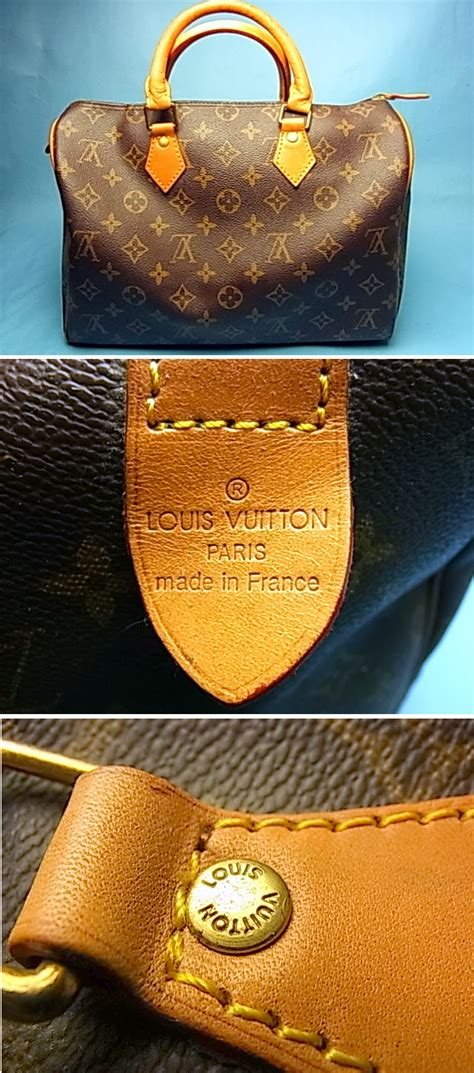 louis vuitton speedy bag authenticity   fakes