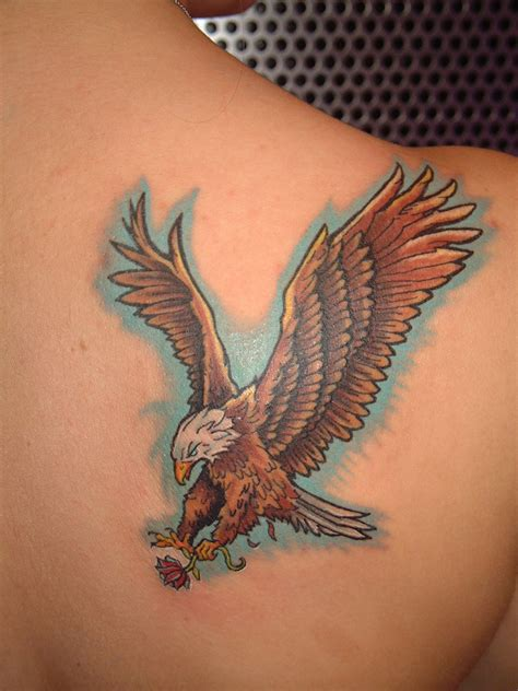 eagle shoulder tattoo eagle tattoos designs ideas and meaning tattoos for you