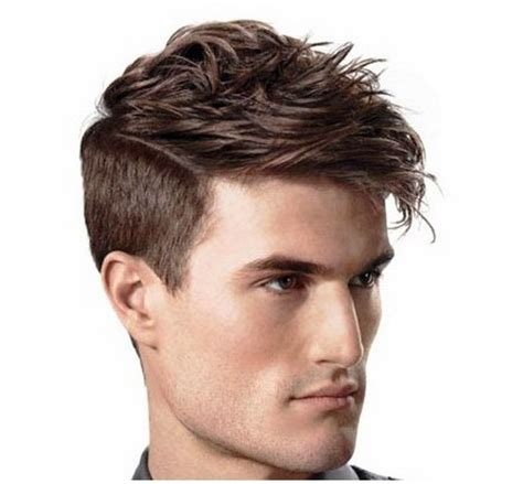 boys haircuts short on side long on top mens hipster hair short sides mens short hairstyles
