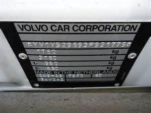 Volvo S40 Radio Code Vin Number Volvo Phone Number Search Usa