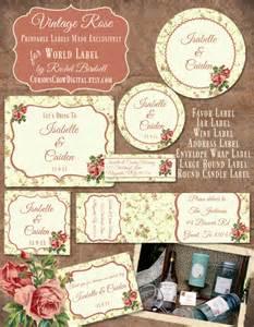 Labels For Wedding Favors Free Templates by Favor Labels Worldlabel