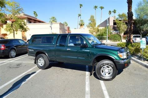 how petrol cars work 1999 toyota tacoma xtra security system buy used 1999 toyota tacoma prerunner xtra cab in palm springs california united states for