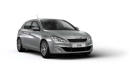 france peugeot peugeot launches posh 308 style from 20 800 in france
