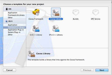 tutorial xcode java developing a jni cocoa wrapper on os x