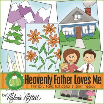 green jello a staple at lds activities easy lsd activity heavenly father loves me primary talk downloadable file