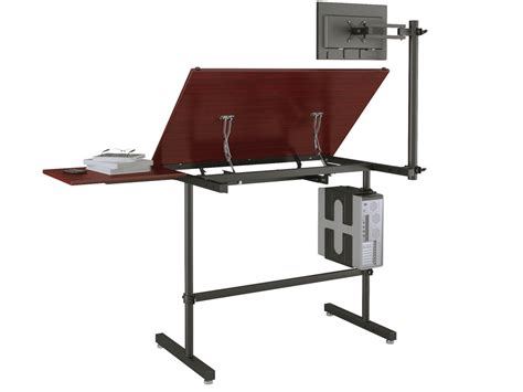 Modern Drafting Table Contemporary Drafting Table 11608