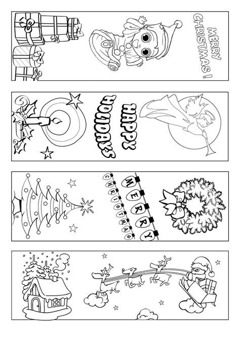 printable preschool bookmarks printable bookmarks to color to make this free printable