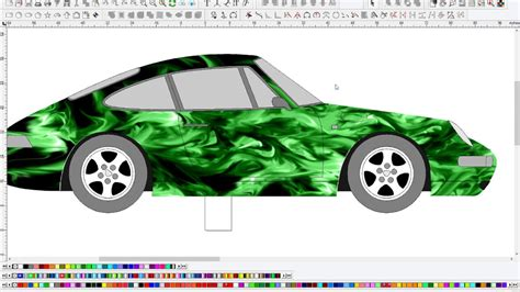 vehicle wraps templates flexi pro tutorial vehicle templates designing vehicle