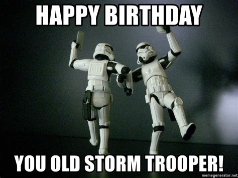 Star Wars Birthday Memes - star wars birthday meme pictures to pin on pinterest