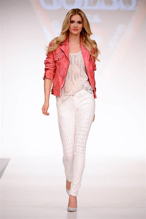 guess summer 2014 collection fashion show