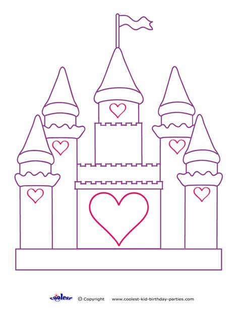 free coloring pages princess castle princess castle coloring pages lego castle coloring pages