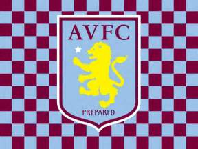 Deep Red Rug Aston Villa Fc England