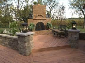 outdoor wood deck designs with the patio wood deck