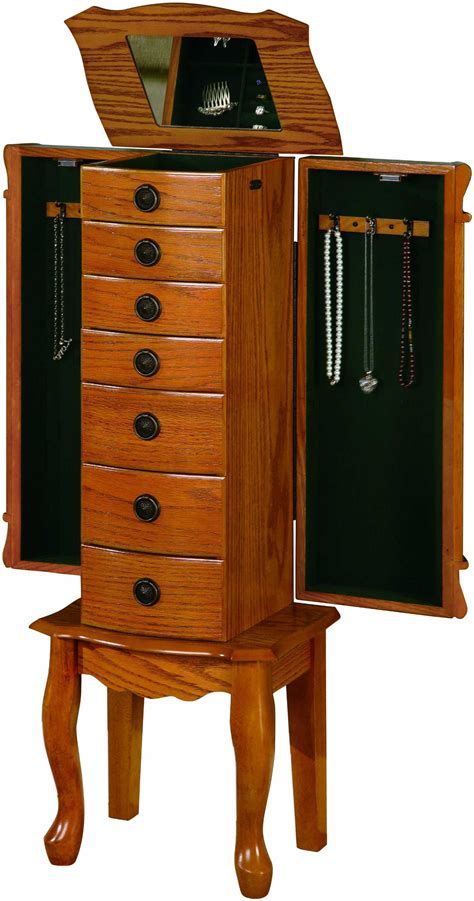 Jewelry Armoire Furniture by 5 Jewelry Armoire Discount Up To 65 Percent With