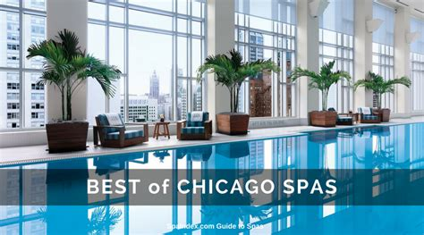 Detox Spa Retreats Virginia by Best Spas In Chicago Award Winning Spas And Salons