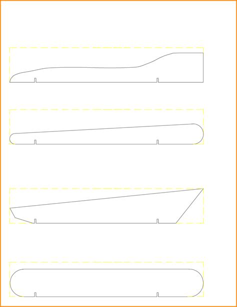 free templates for pinewood derby cars 11 pinewood derby templates cashier resume