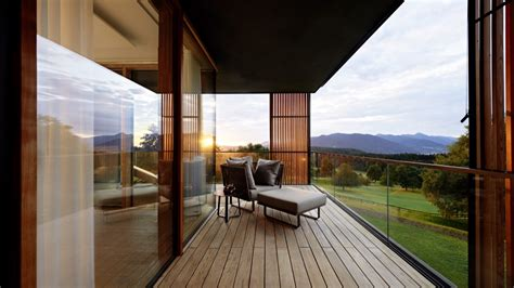 Luxury Detox Spa California by Gallery Of Lanserhof Tegernsee Ingenhoven Architects 16