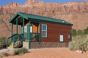 Cabins Moab Utah by Koa Deluxe Cabin In Moab Utah