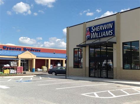 sherwin williams paint store opens next door to wynnton