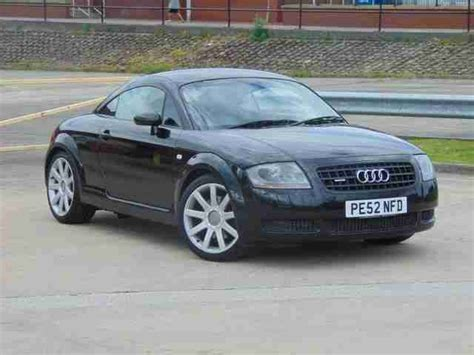 how petrol cars work 2002 audi tt electronic valve timing audi 2002 52 tt 1 8 quattro 3d 221 bhp car for sale