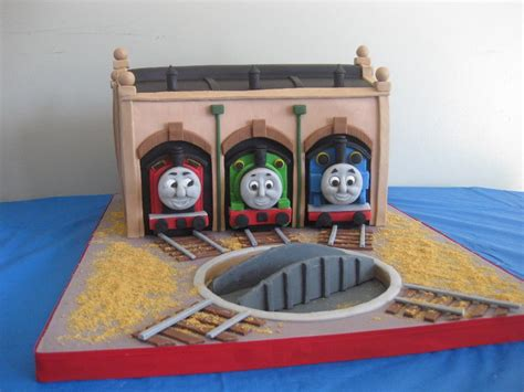 Tidmouth Sheds by You To See And Tidmouth Sheds By