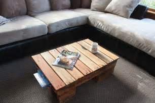 Diy Wooden Crate Coffee Table by Diy Pallet Coffee Table Youtube